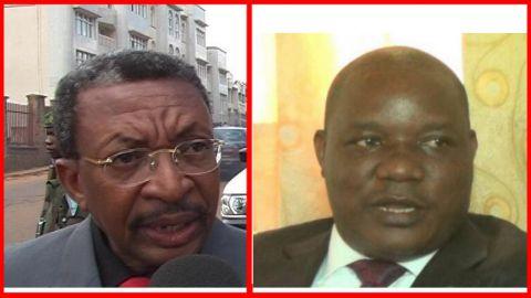 Buhamba Hamba et Claude Nyamugabo