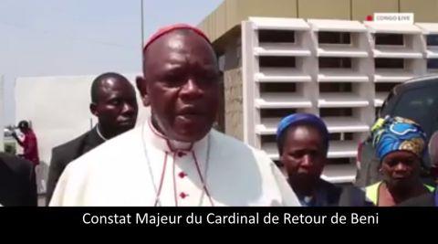 Cardinal Fridolin Ambongo Besungu