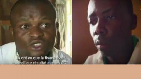 Medecins chercheurs congolais