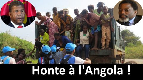 João Lourenço, les refoulés congolais en 2018, Joseph Kabila