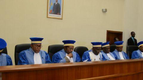 RDC - Cour Constitutionelle