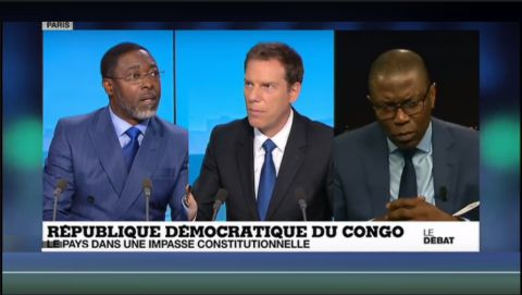 Francis Kalombo, Raphael Kahane, Guillaume Manjolo