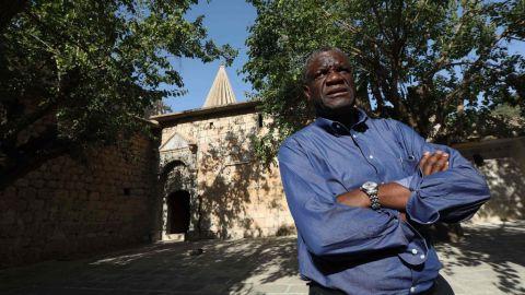 Dr. Denis Mukwege, Prix Nobel de la Paix 2018