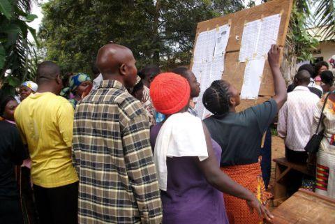 Elections en RDC, Congo
