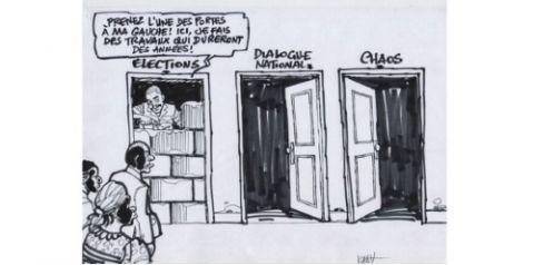 Un peu d'humour sur les elctions en RDC