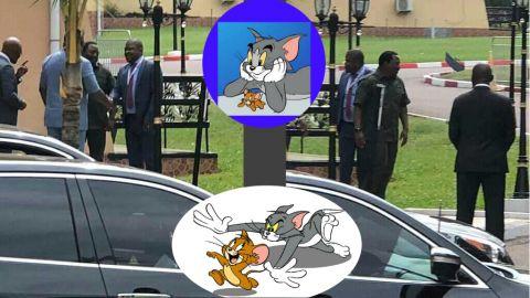 Felix Tshisekedi et Joseph Kabila a la CITE de l'OUA