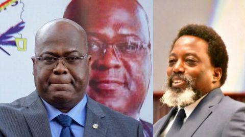 Felix Tshisekedi; Joseph Kabila