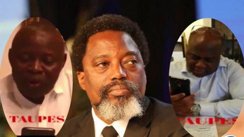 Vital Kamerhe, Joseph Kabila, Felix Tshisekedi