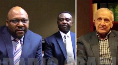 Ambassadeur Herman Cohen sur la RDC, par Jean Luc Kienge et Freddy Famba