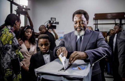 Joseph Kabila, Silence On Triche