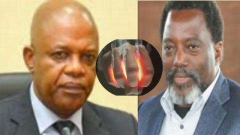 Evariste Boshab, Joseph Kabila