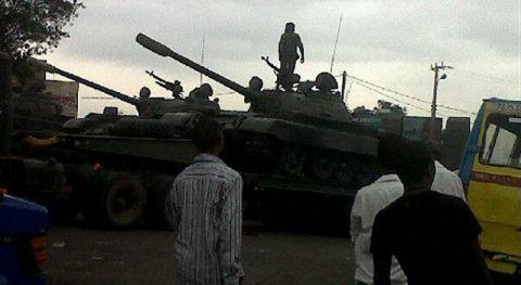 RDC : Kabila a choisi de lancer les chars face au peuple