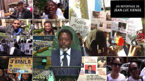 New York, 23-09-2017: Joseph Kabila Must Go