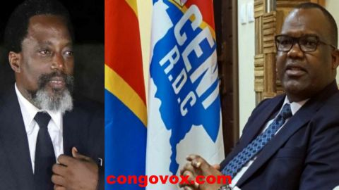 Joseph Kabila, Corneil Nangaa