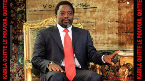 Kabila Quitte le Pouvoir, Quitte le Pouvoir
