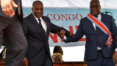 Joseph Kabila, Felix Tshisekedi