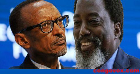 Kagame, Kabila