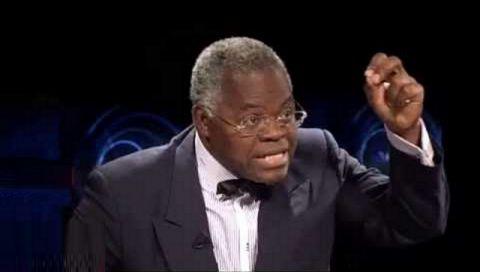 Le journaliste Kwebe Kimpele
