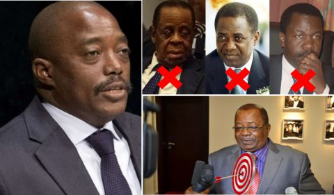 Joseph Kabila Veut en Finir Avec Baba Kyungu Wa Kumwanza