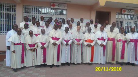 RDC: Les eveques de la CENCO