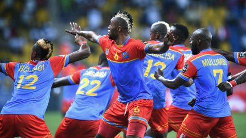 Léopards, RD Congo Football