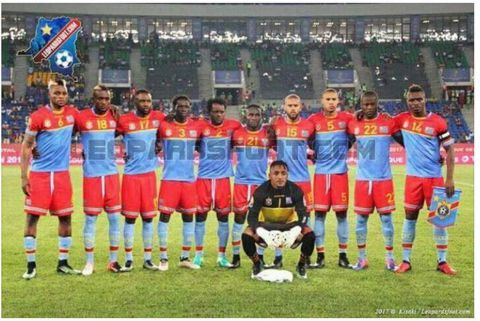 Football - Les Leopards du Congo