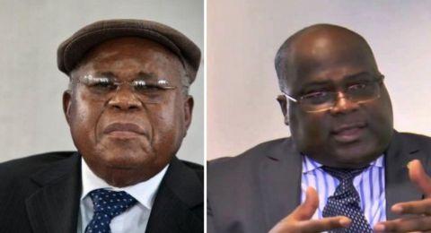 Etienne Tshiskedi et Felix Tshisekedi