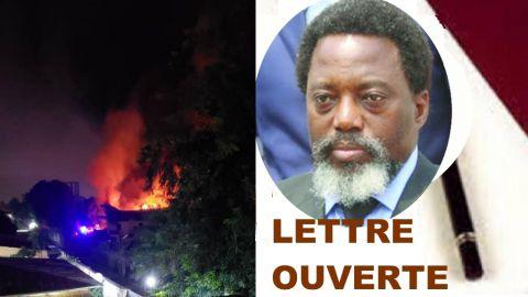 Incendie à la CENI, Joseph Kabila