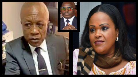 Lucien Ekofo, Joseph Kabila, Carole Agito