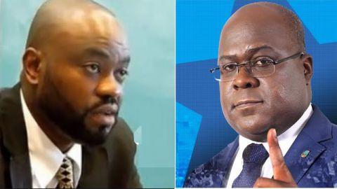 Patrick Mbeko, Felix Tshisekedi