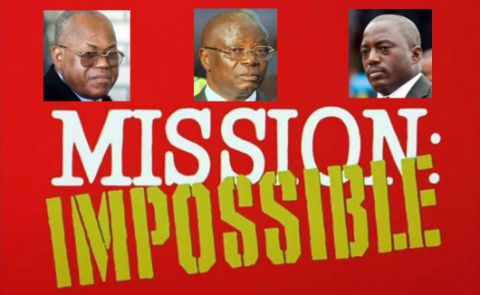 Mission impossible, sauver Kabila