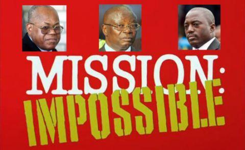 Mission impossible, sauver Kabila
