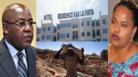 Martin Kabwelulu, Angela Kairuki (Ministre des Mines de la Tanzanie)