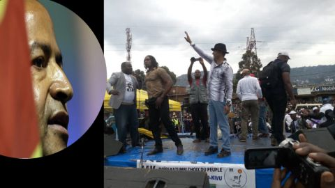 Moise Katumbi a Bukavu, le 30-10-2019