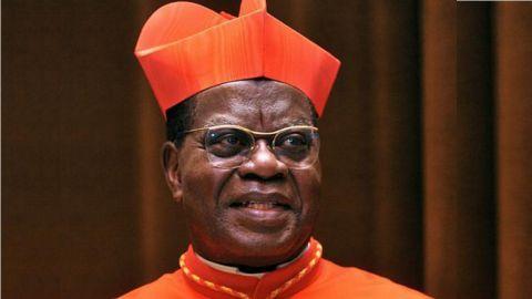 Mgr Laurent Monsengwo Pasinya, archevêque de Kinshasa (RDC)