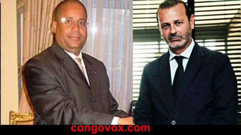 Jean-Claude Muyambo et Paul Beveraggi