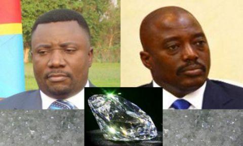 Ngoy Kasanji et Joseph Kabila