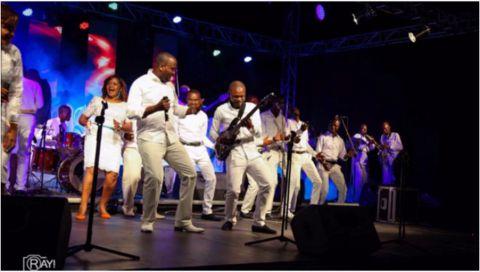 Gaelmusic: Nzambe aza mokolo