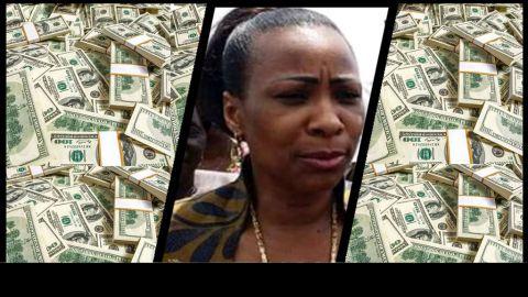 Madame Olive Lembe Kabila
