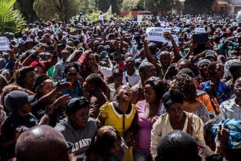 Moise Katumbi en Justice
