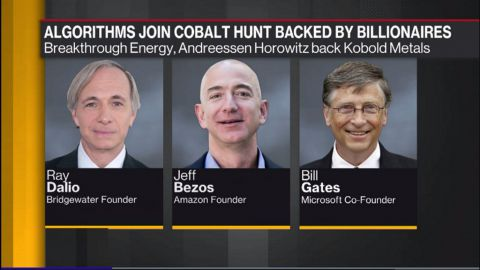 Ray Dalio, Jeff Bezos, Bill Gates