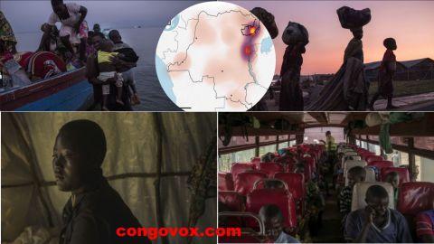 Drames de refigies congolais en Ouganda
