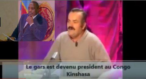 Joseph Kabila Contre Son Passé