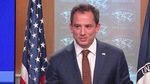 Robert Palladino, Deputy Spokesperson, US State Department
