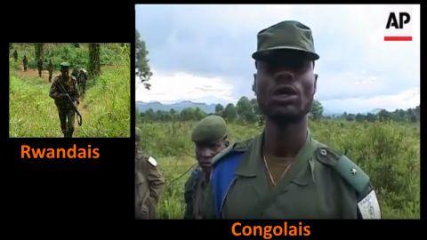 Infiltrations de l'armée Rwandaise en RD Congo