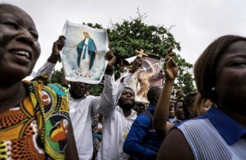 RDC : Le sabre et le goupillon
