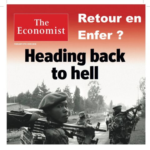 The Economist: Retour en Enfer ?