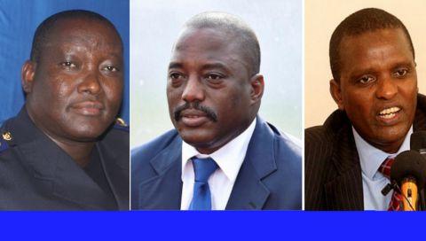 Charles Bisengimana, Joseph Kabila, Azarias Ruberwa