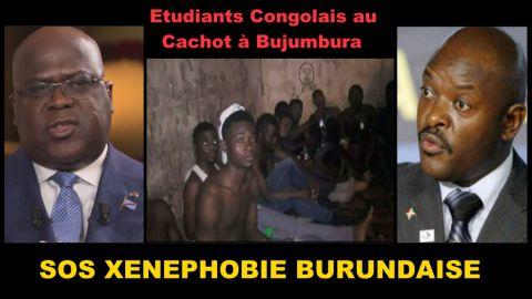 Felix Tshisekedi, Pierre Nkurunziza
