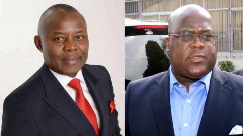 Felix Tshisekedi et Vital Kamerhe